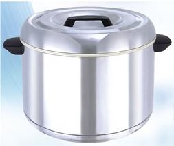 Welbon 16.2L Stainless Steel Body Thermal Food Holder Keep C