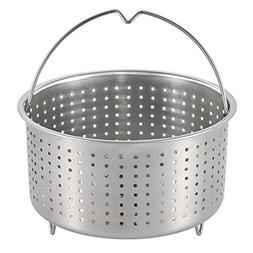 Aozita Steamer Basket for Instant Pot Accessories 3 Qt - Sta