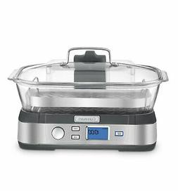 Cuisinart Stm-1000 CookFresh Digital Glass Steamer