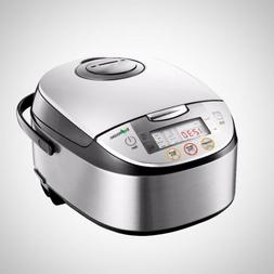 High Tech Multi-Function Rice Cooker House Dorm Kitchen Appl