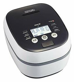 TIGER IH Rice Cooker JPH-A100-WH Clay Pot Induction Heating