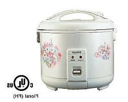 TIGER JNP-0550 3-CUP  RICE COOKER AND WARMER
