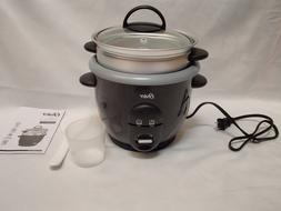 Oster Titanium Infused DuraCeramic 6-Cup Rice & Grain Cooker