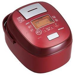 Toshiba vacuum IH jar rice cooker  Grand red TOSHIBA vacuum