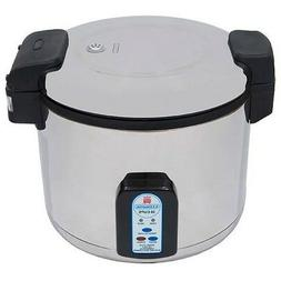 Town 57131 RiceMaster Rice Cooker/Holder electric 30 cup cap