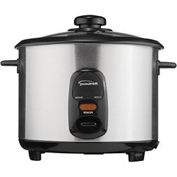 BRENTWOOD TS-20 Stainless Steel 10-Cup Rice Cooker Home, gar