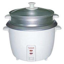 Brentwood TS-380S 10 Cup Rice Cooker and Steamer