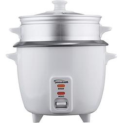 BRENTWOOD TS-600S Rice Cooker with Steamer  electronic consu