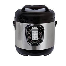 Aroma Turbo Rice Digital Multi Purpose Pressure Cooker -Stai