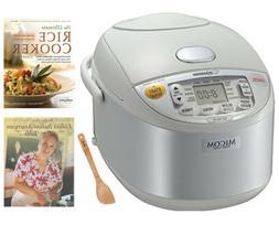Zojirushi  Umami Micom Rice Cooker and Warmer Bundle