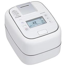TOSHIBA Vacuum Pressure IH Jar Rice Cooker RC-10ZWL-W 【Jap
