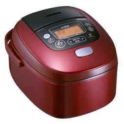 TOSHIBA vacuum pressure IH rice cooker RC-10VRG-R