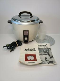Vintage Panasonic Rice O Mat SR-10 EG Rice Cooker/Steamer  M