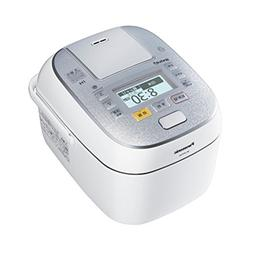 Panasonic W-Odoridaki steam & variable pressure IH rice cook