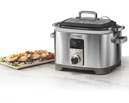 Wolf Gourmet WGSC120S Programmable Multi Function Cooker wit
