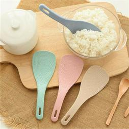 Wheat Straw Cute Household Non-stick Rice Spoon Creative Ric