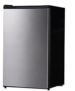 Midea WHS-160RSS1 Compact Single Reversible Door Refrigerato
