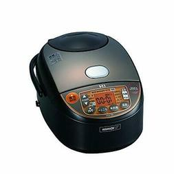*Zojirushi extremely rice cooker 5.5 Go IH-type cook Brown N