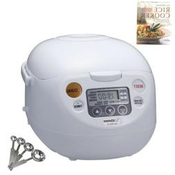 Zojirushi Micom Rice Cooker and Warmer  with Accessory Bundl