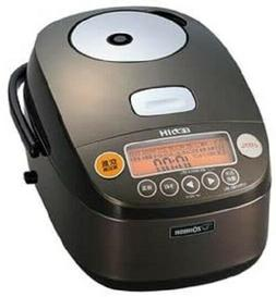 ZOJIRUSHI NP-BQH10 BA IH Rice Cooker 5.5 Go 220-230V Brown F