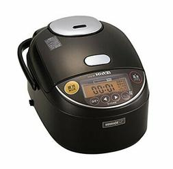 Zojirushi rice cooker pressure IH formula 5.5 Go dark brown